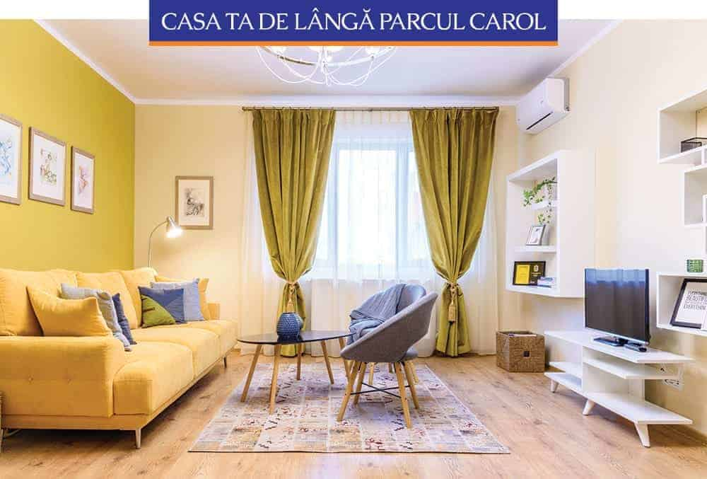 Casa ta de langa parcul Carol